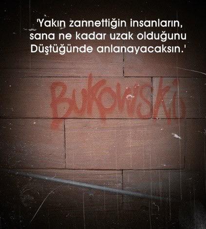 Bukowski..