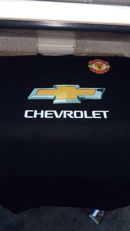 Man Utd Jyerѕyech Madye Vch Gaѕprintѕ Chevrolet Chevrolet Logo Logos
