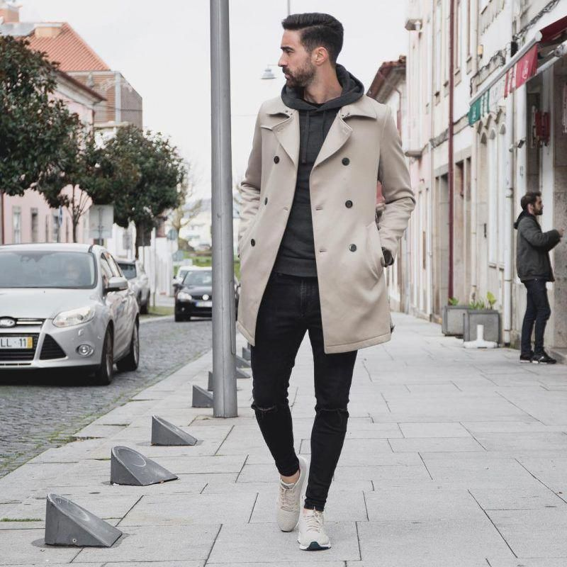 great prices great variety models cheap for sale Best Essential Fall Layering Combinations For Men. Peacoat ...