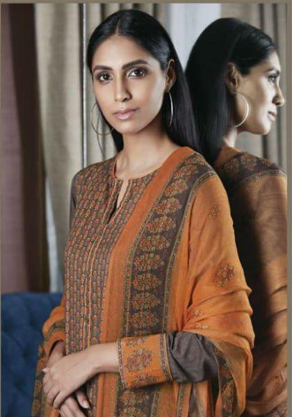 b42031d640 Alvina Itrana Sahiba Cotton Fabric Digital Printed Salwar Suit 318 ...
