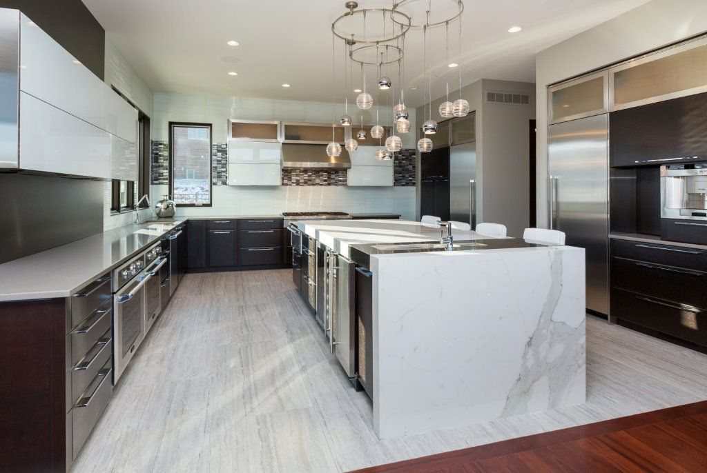 Genial Metropolis/Elegante Job   Ovation Cabinetry
