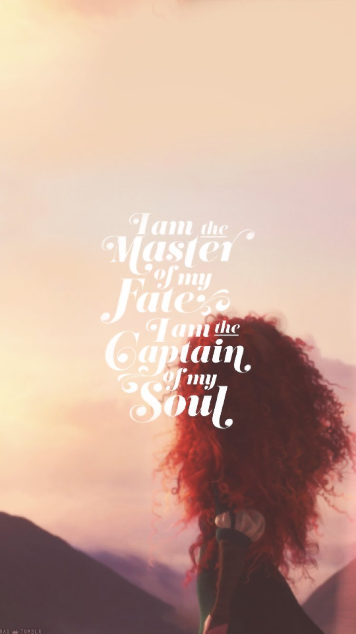 Brave Fate Quote Disney Background Disney Phone Wallpaper