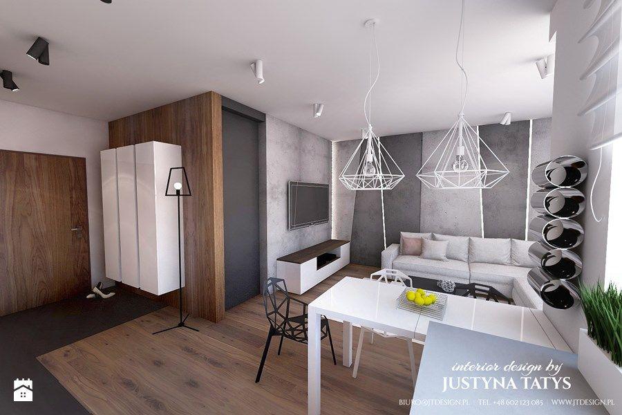 mieszkanie we wrocawiu zdjcie od jt design justyna tatys