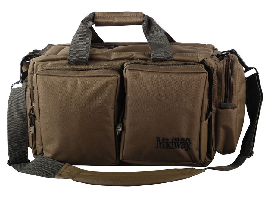 Product Detail Of Midwayusa Compeion Range Bag Manly