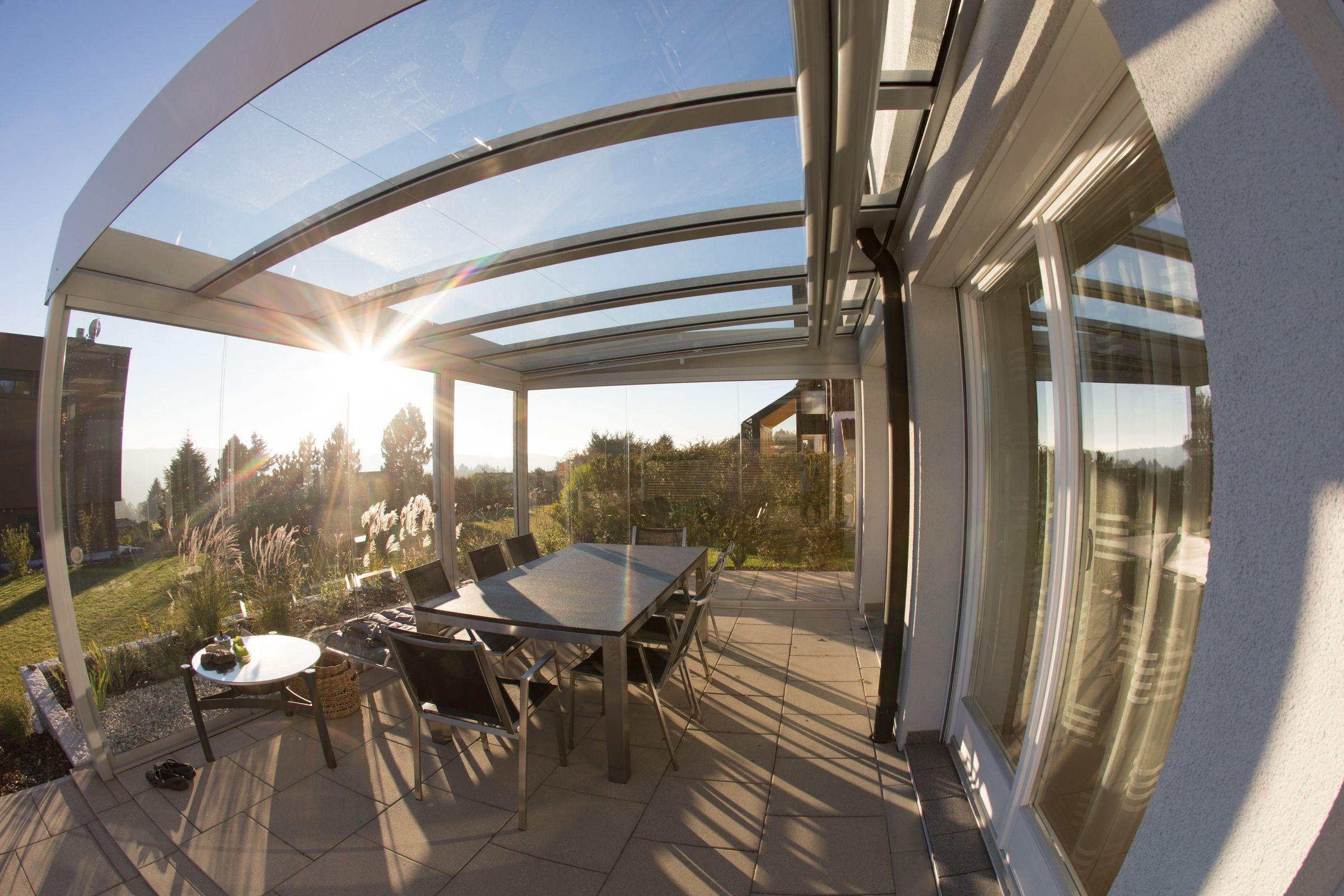 Amüsant Wintergarten Einrichtung Beste Wahl #wintergarten #glasanbau