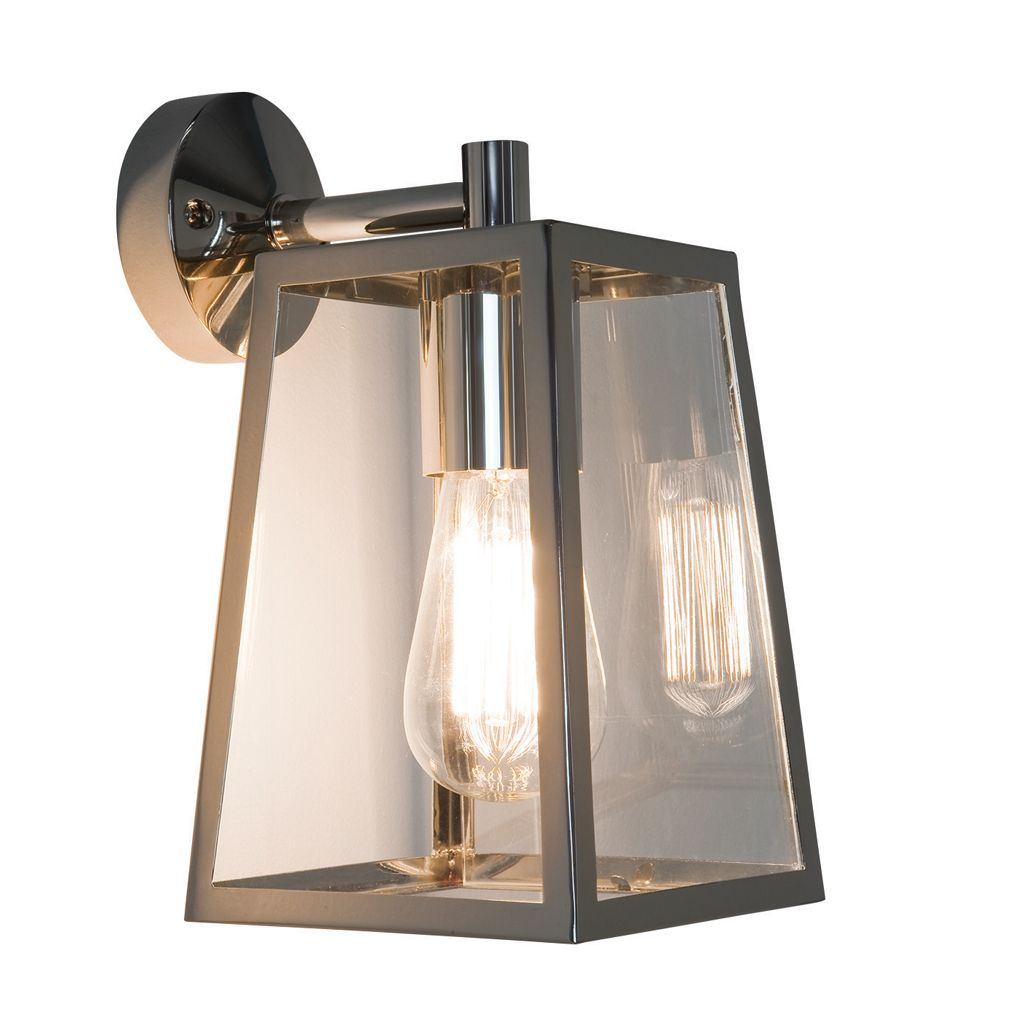 Calvi Exterior Wall Light Nickel Products
