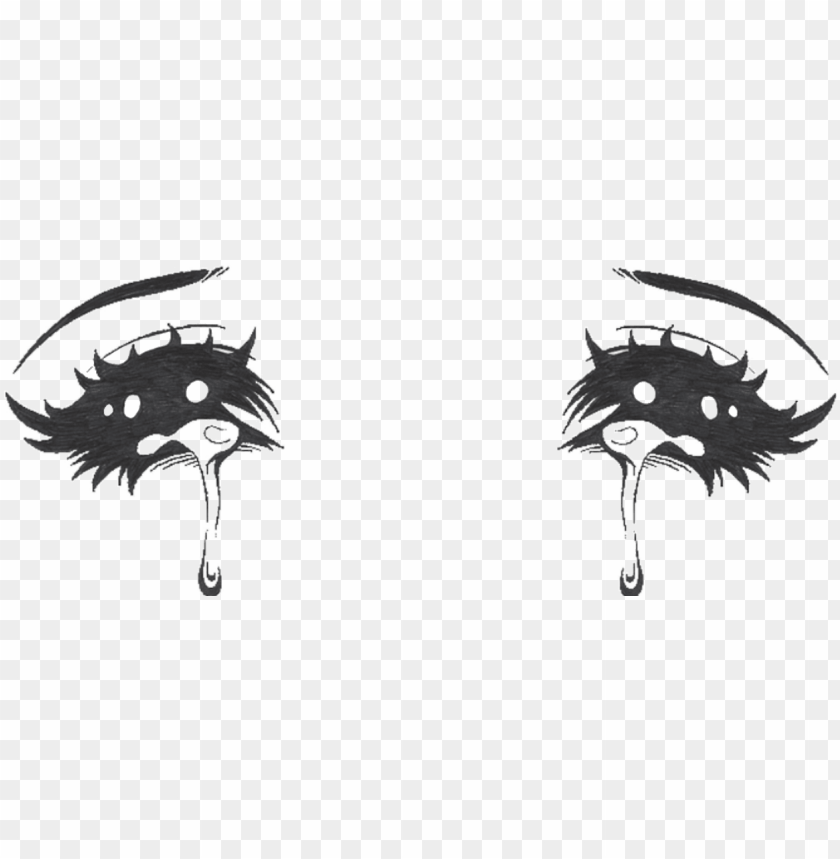Crying Anime Eyes Png Image With Transparent Background Png Free Png Images Anime Eyes Anime Crying Eyes Wallpaper