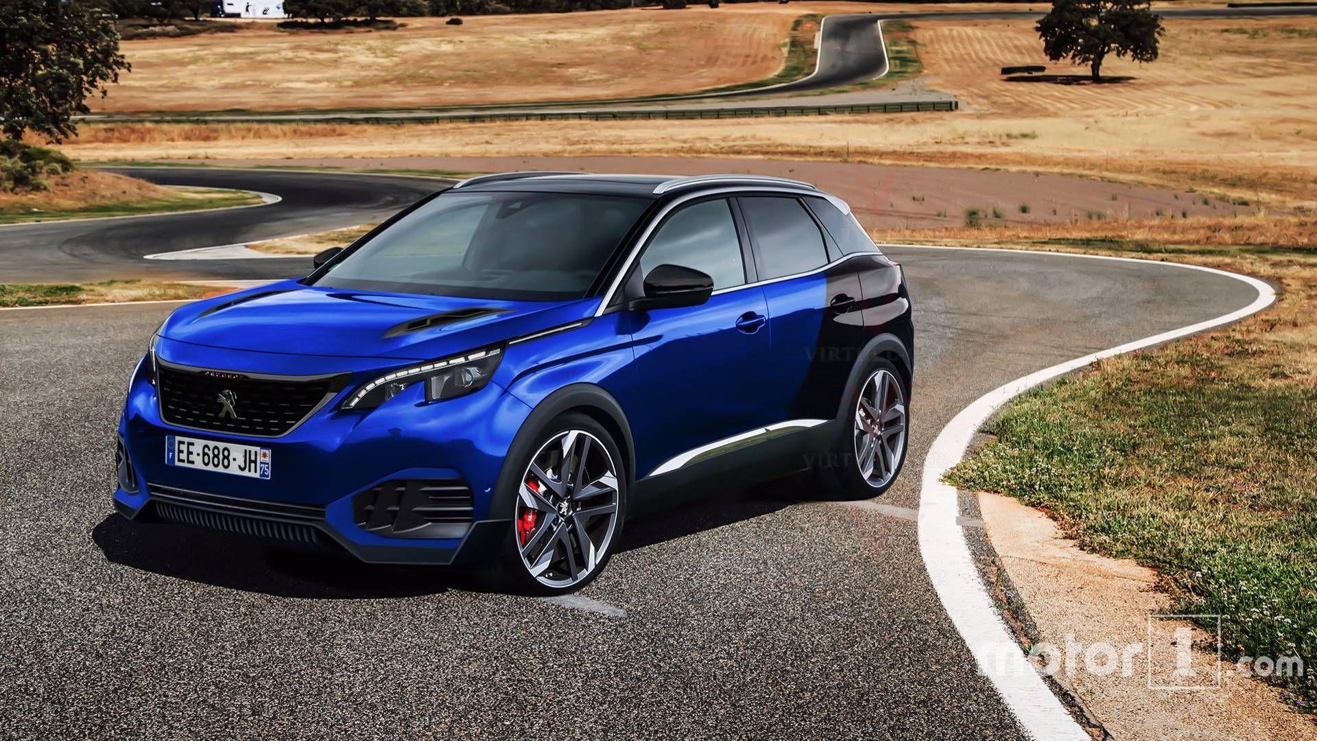 Initialement Attendu Pour 2019 Le Peugeot 3008 Gti Sera Officialise D Ici La Fin De L Annee Une Info Motor1 Com Peugeot 5008 Peugeot 3008 Gt