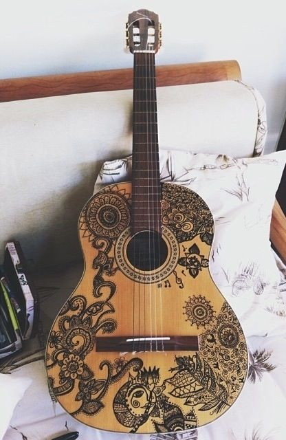 Gutair Guitar Classic Guitar Guitar Art