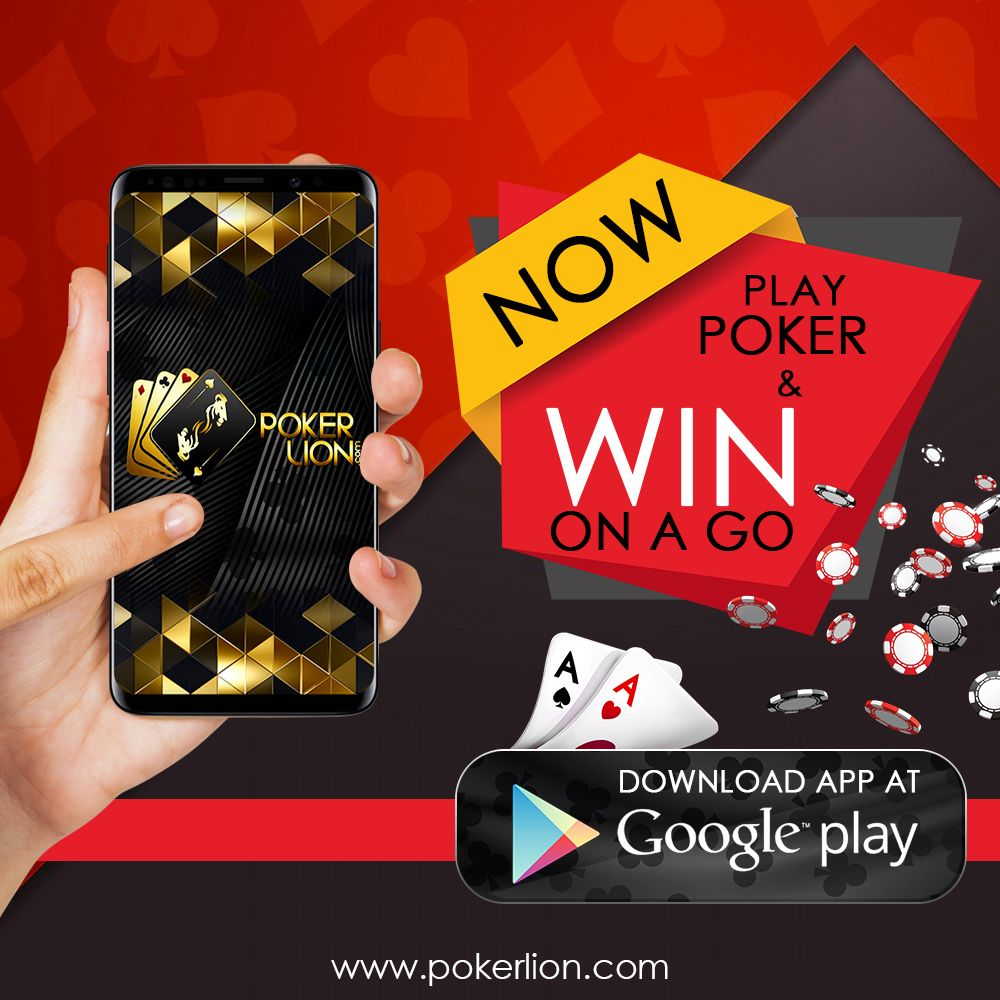 Now Play Poker & Win On A Go! Download the App https
