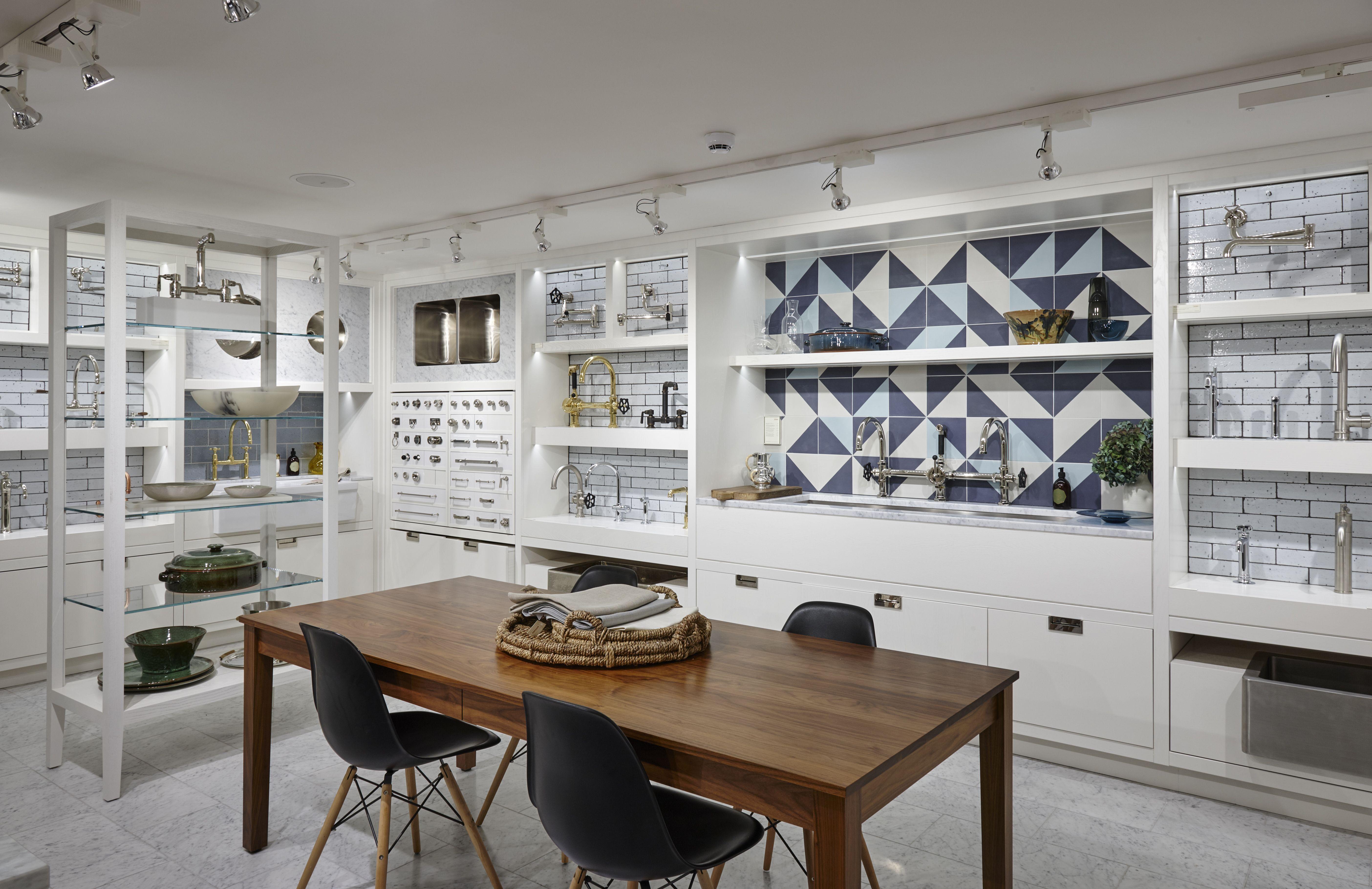 London Showroom Shop Interior Design Tile Showroom Shop Interior