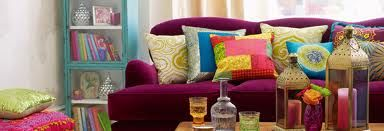 jewel colors living room - Google Search