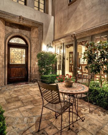 Fireplace Tiles Types And Designs Patio Flooring Spanish Home