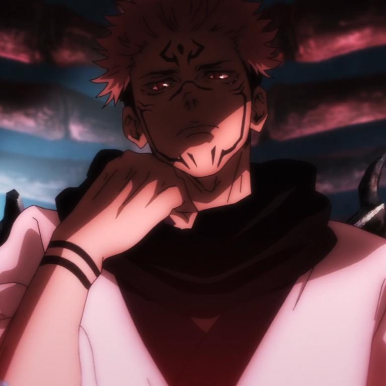 Ryomen Sukuna Anime Anime Guys Jujutsu
