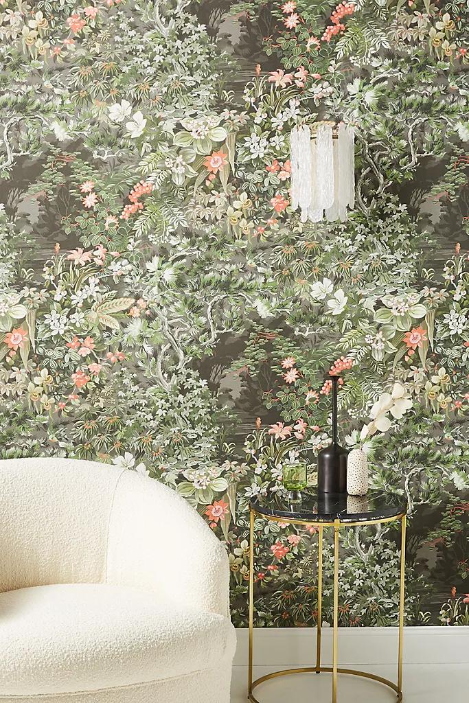 Woodland Wallpaper In 2020 Wallpaper New Wallpaper Cole Son