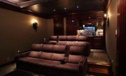 Attractive Home Theater Room Decor » Picture 102