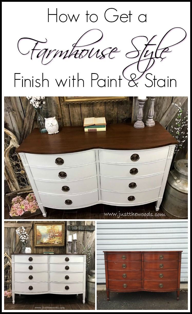 Farmhouse White Painted Dresser Quot Hometalk Amp Funky Junk