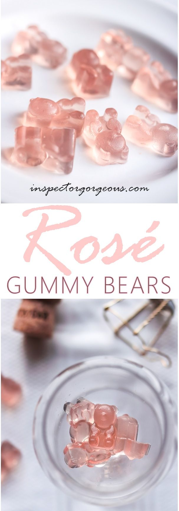 Rose Gummy Bears Inspector Gorgeous Recipe Vegan Gummies Gummies Recipe Vegan Gummy Bears