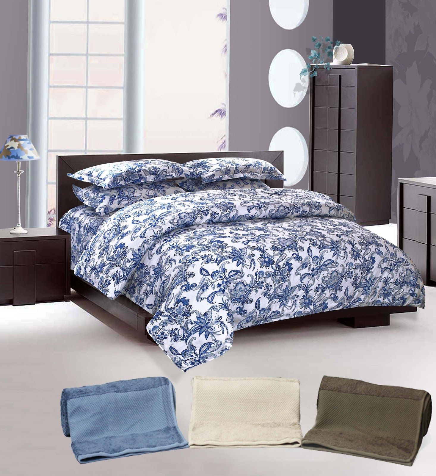 Luxury Bed And Bath Linen