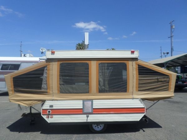 1980 Coleman Bonair Pop Up Tent Trailer Tent Trailers For Sale