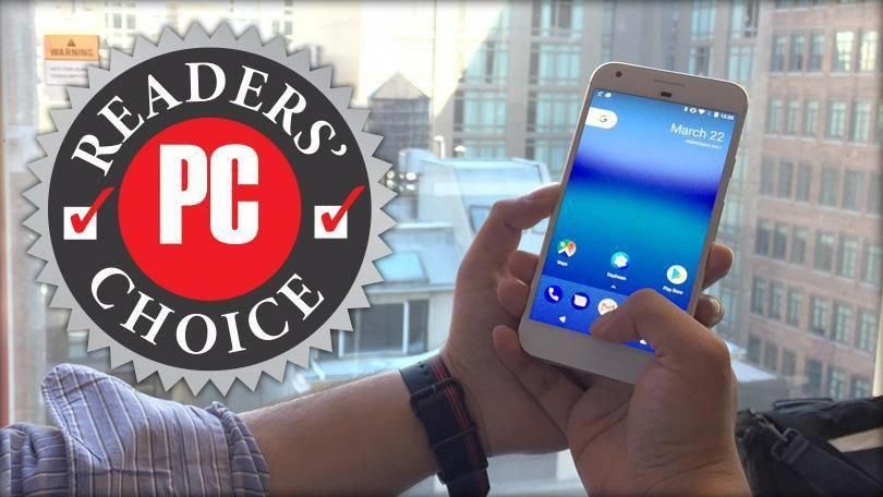 Readers' Choice Awards 2017 Smartphones & Carriers Best