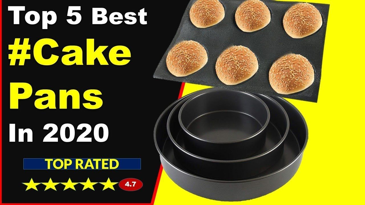 Top 5 best cake pans in 2020 in 2020 cake baking pans