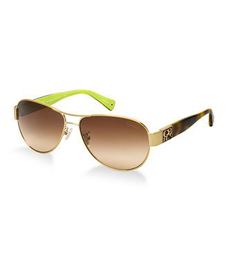 2c98b2261cb6 COACH Sunglasses, HC7009Q CHARITY - Sunglasses - Handbags & Accessories  - Macy's