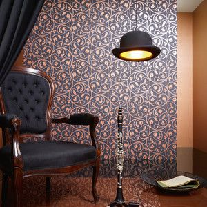 Cercle Fleece Wallpaper, 22€, now featured on Fab.