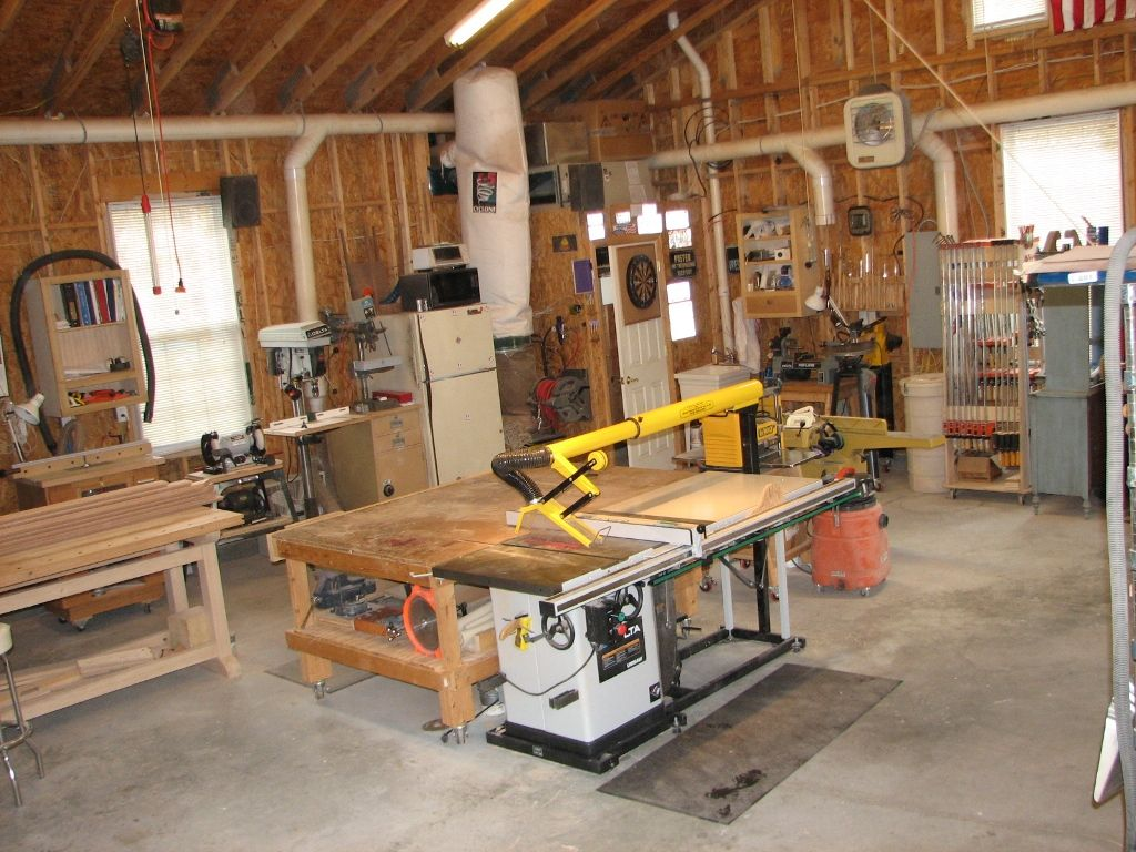 woodworking shop - Google Search | Woodworking Shop ...