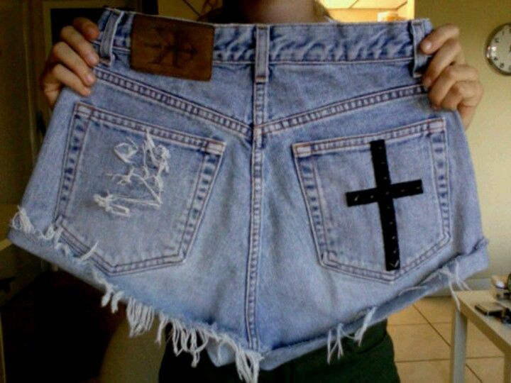 Shorts clothing cross clothes fashion apparel