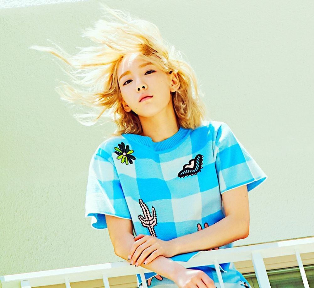 TAEYEON 2nd mini album 'Why' COVER - GGPM Official WebSite