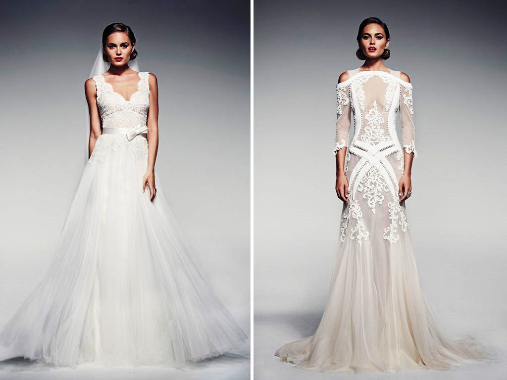 givenchy 2014 bridal | Spring and summer 2014 Bridal Collection ...