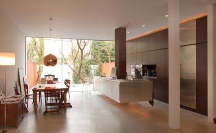 Zwevende Open Keuken : Zwevende open keuken keuken ideeen pinterest open keuken