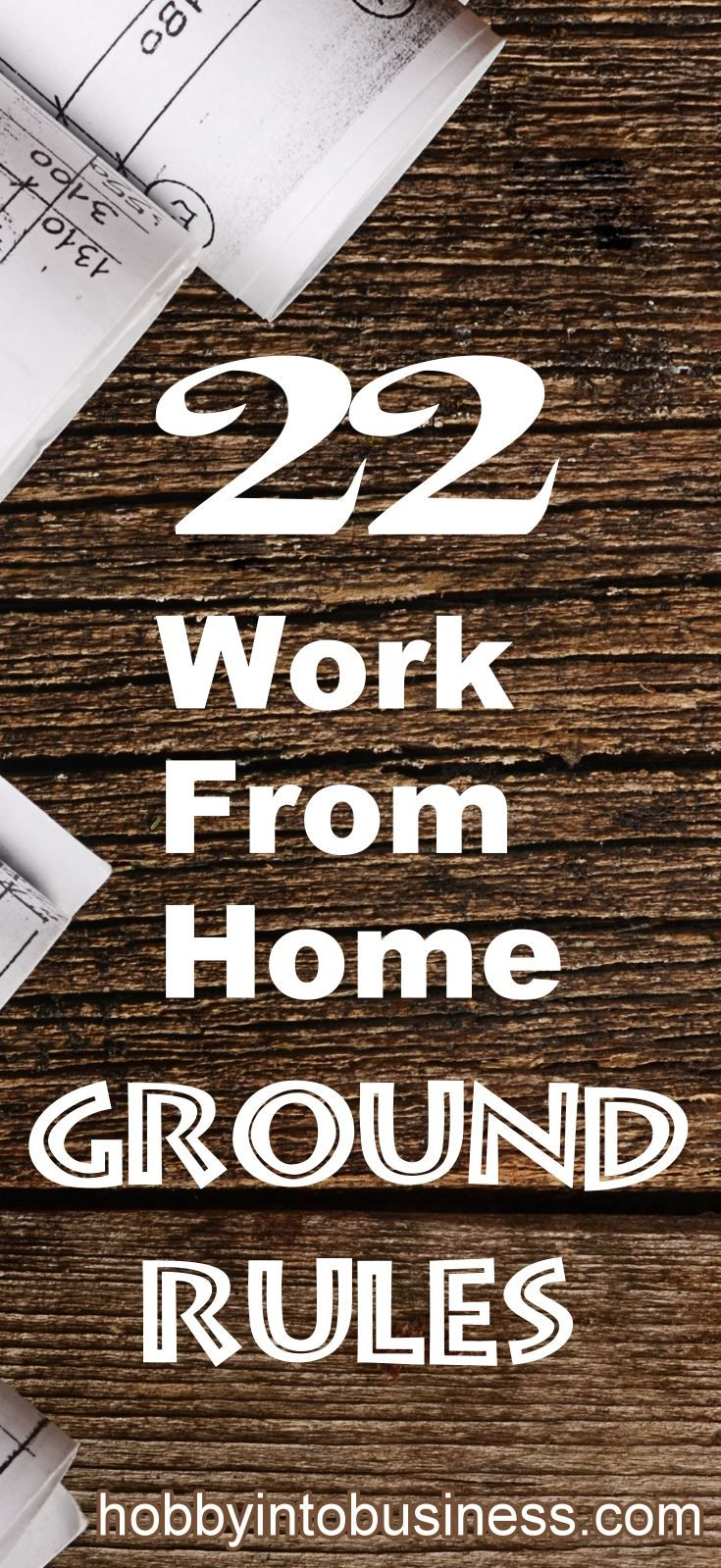 22 work from home ground rules i learned the hard way turn your hobby into from homebusiness - Hobby Into Business Hobby Work Turning Hobby Into Business