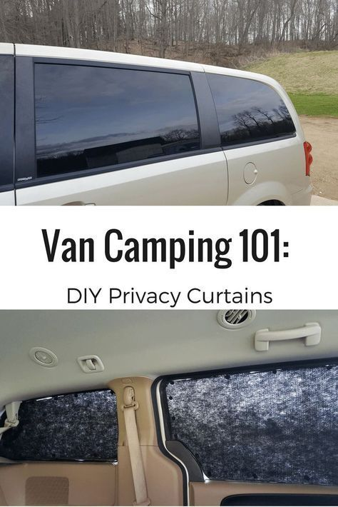 Photo of Easy to make DIY Privacy Curtains for Van Camping