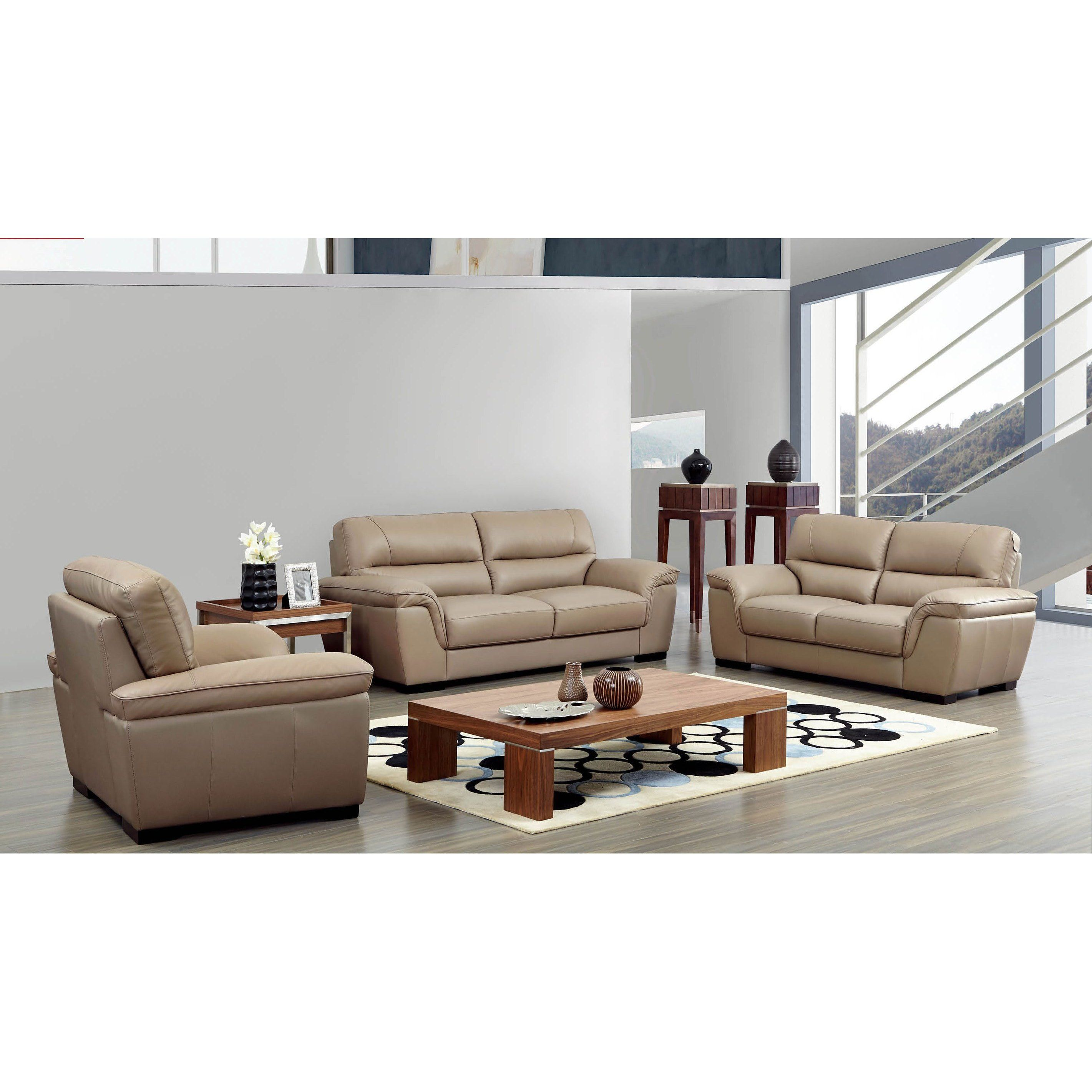 Prime Luca Home Contemporary Beige Sofa Loveseat And Chair Set Bralicious Painted Fabric Chair Ideas Braliciousco