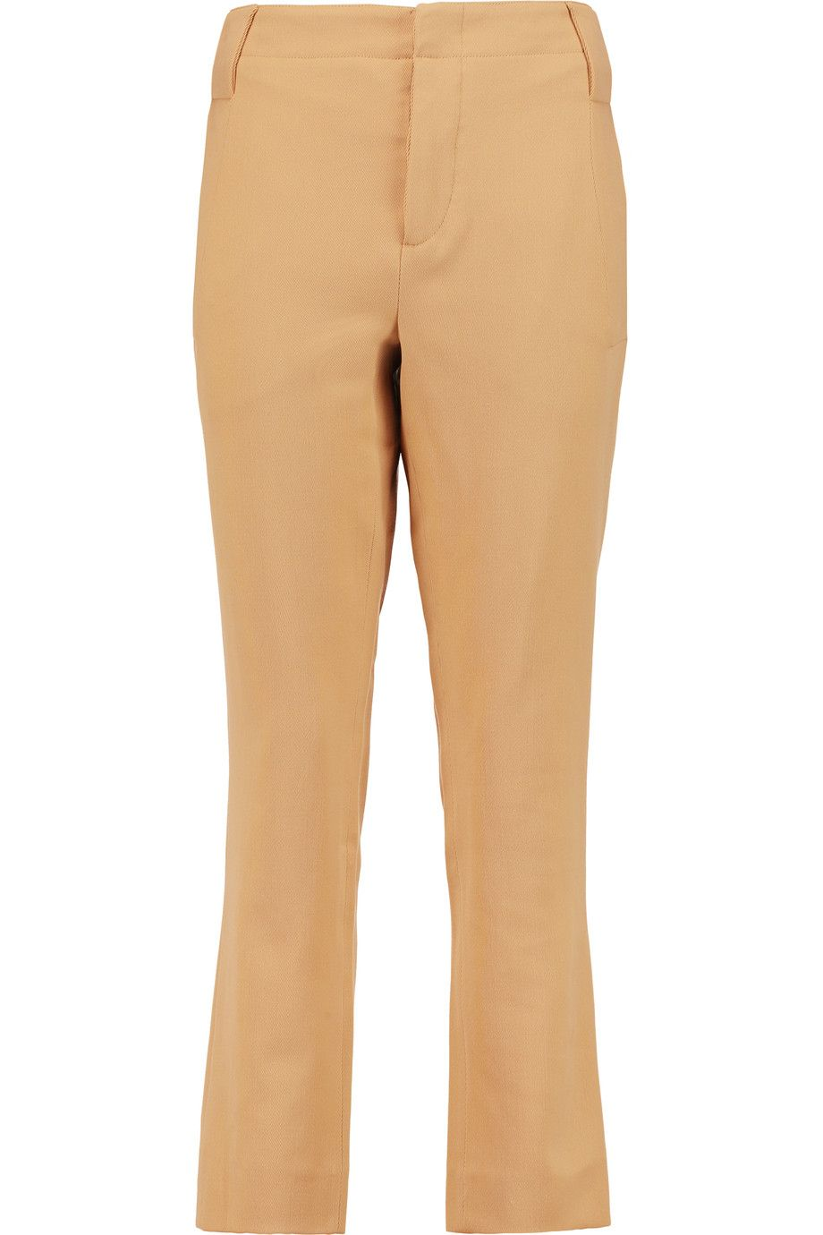 MARNI Wool-Twill Straight-Leg Pants. #marni #cloth #pants