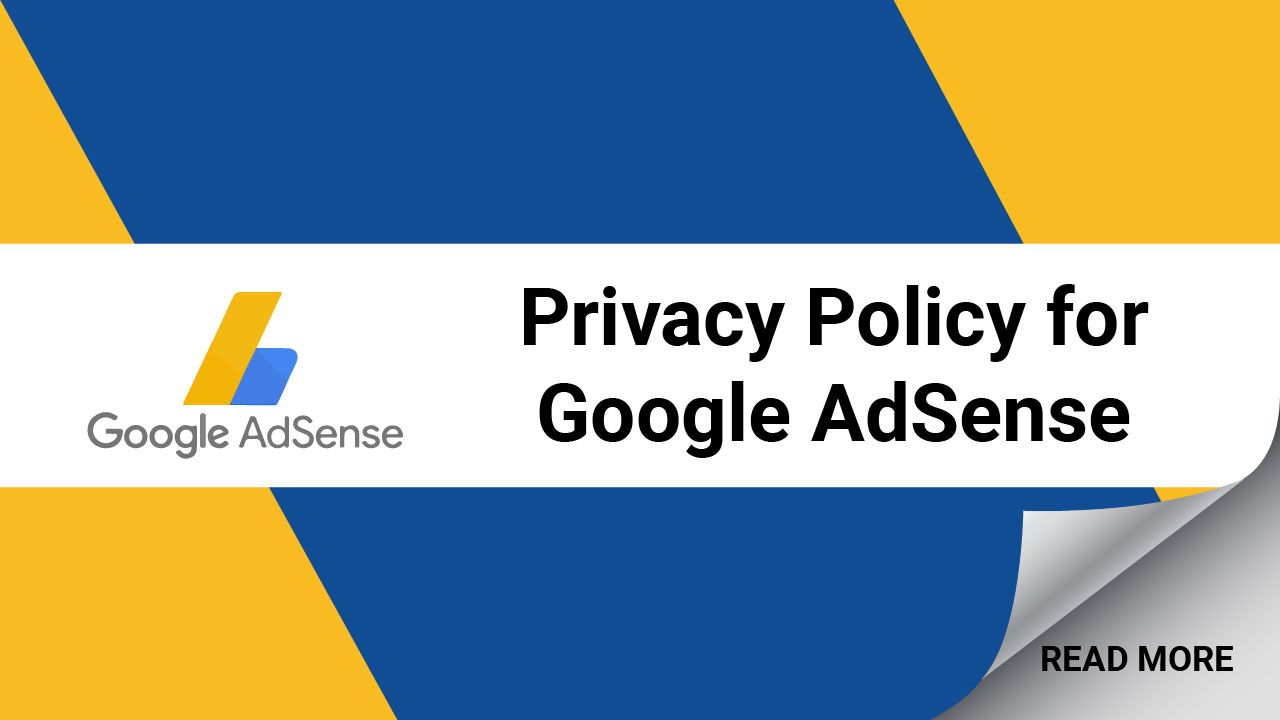 If You Use Google Adsense Your Privacy Policy Needs Some Specific Information Find Out More Here Google Adsense Adsense Privacy Policy