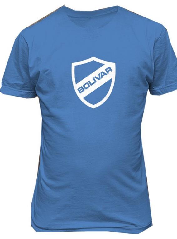 A La Venta Camisetas Del Club Bolivar
