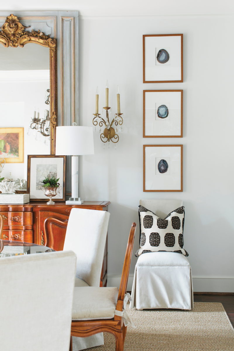 A Brush with Color | Formal dining rooms, Room and Formal