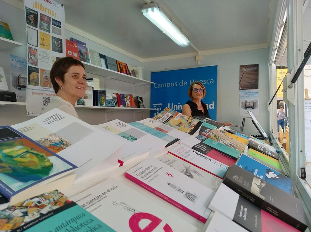 Participación De Las Bibliotecas Del Campus De Huesca Universidad De Zaragoza En La Feria Del Libro De Huesca 2019 Monopoly