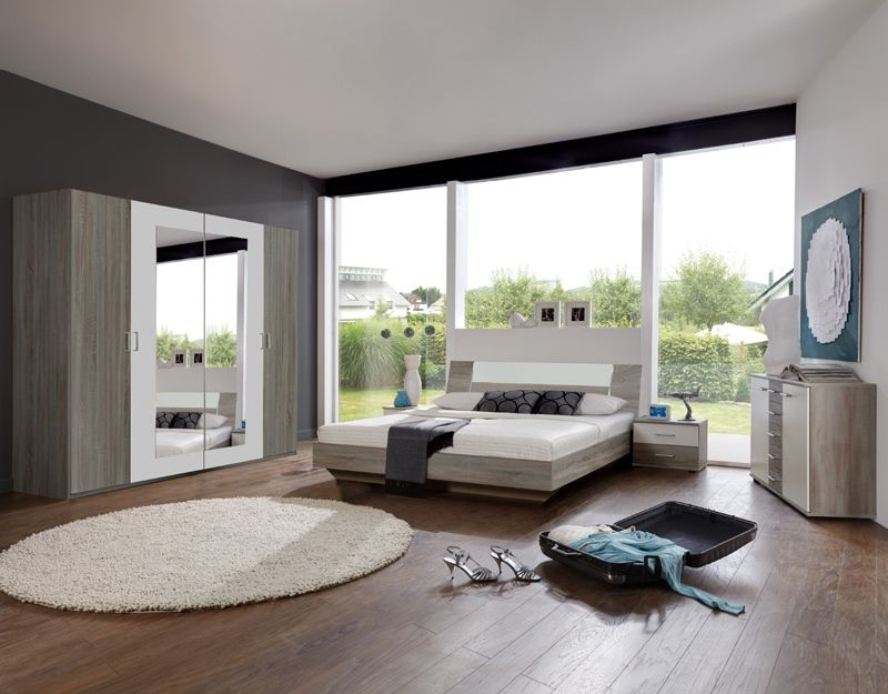 Xora Schlafzimmer ~ Schlafzimmer in weiß