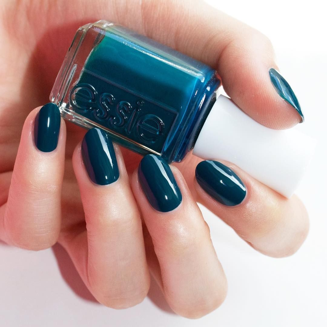 Blue Grey Nail Polish Essie: Pin By Essie On Season Stories.