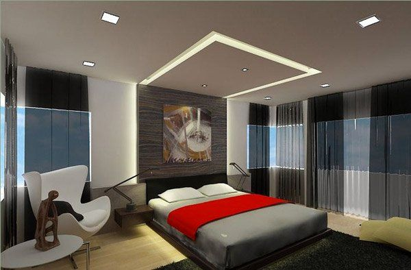 15 Art Deco Bedroom Designs Bedroom False Ceiling Design