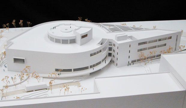 Nueva sede renovaci n del museo de la luz arquitectura for Salon de usos multiples programa arquitectonico