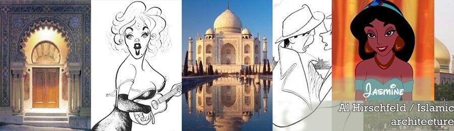 art that inspired Disney movies