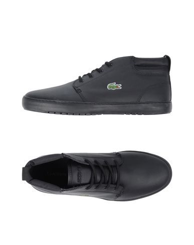 lacoste high tops mens