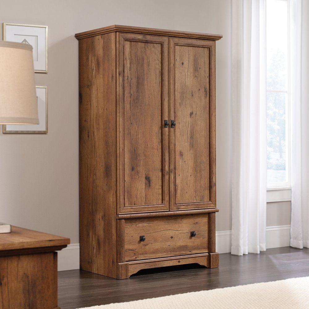Sauder Palladia Armoire Armoire, Wardrobe storage