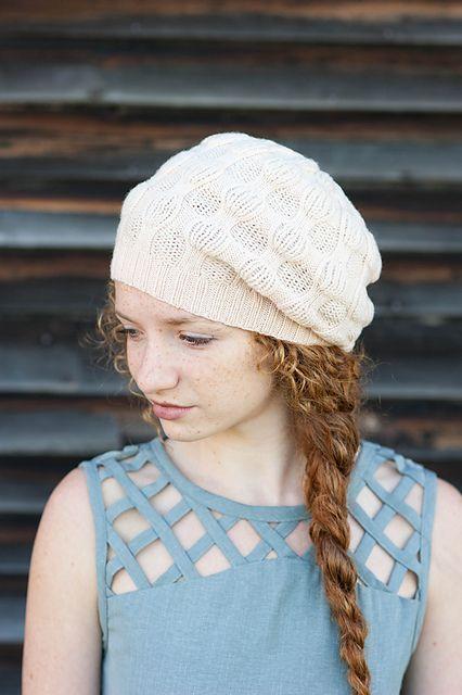 Cowry Hat pattern by Olga Buraya-Kefelian | Gorros, Gorros para dama ...
