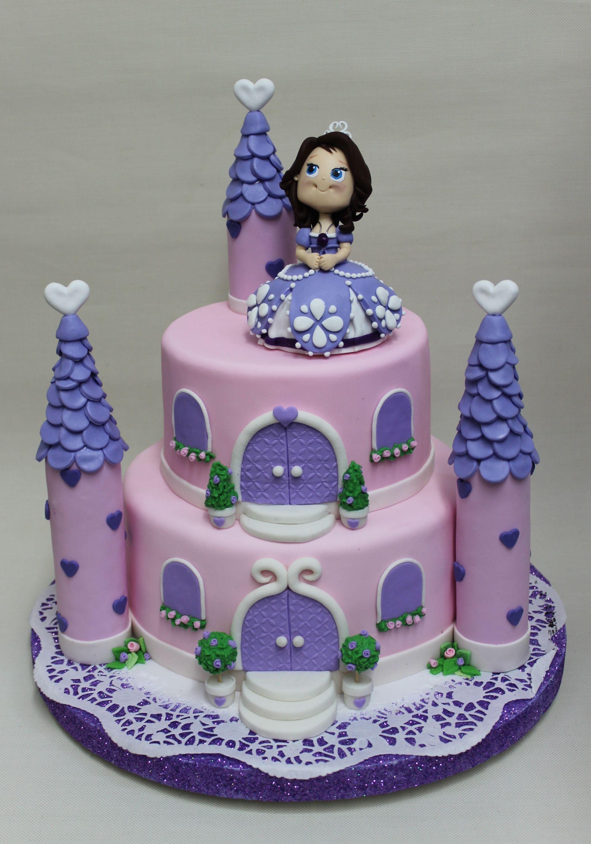 princess sofia cake birthdays cakes pinterest motivtorten und torten. Black Bedroom Furniture Sets. Home Design Ideas